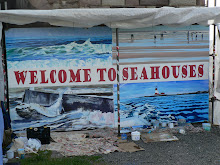 A Postcard from Seahouses
