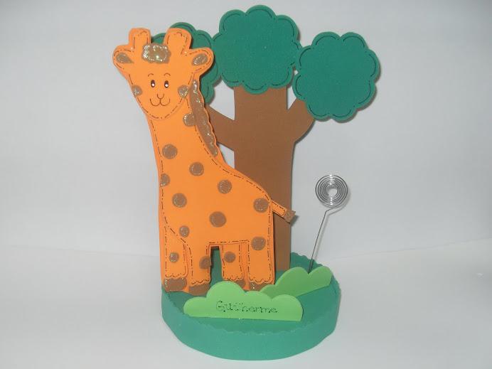 Lembrancinha - Girafa