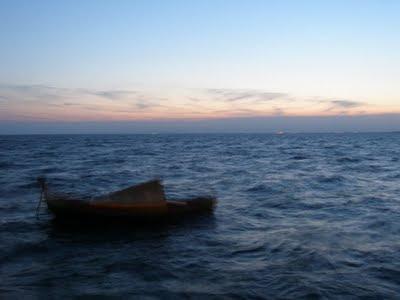 Tramonto su Salonicco