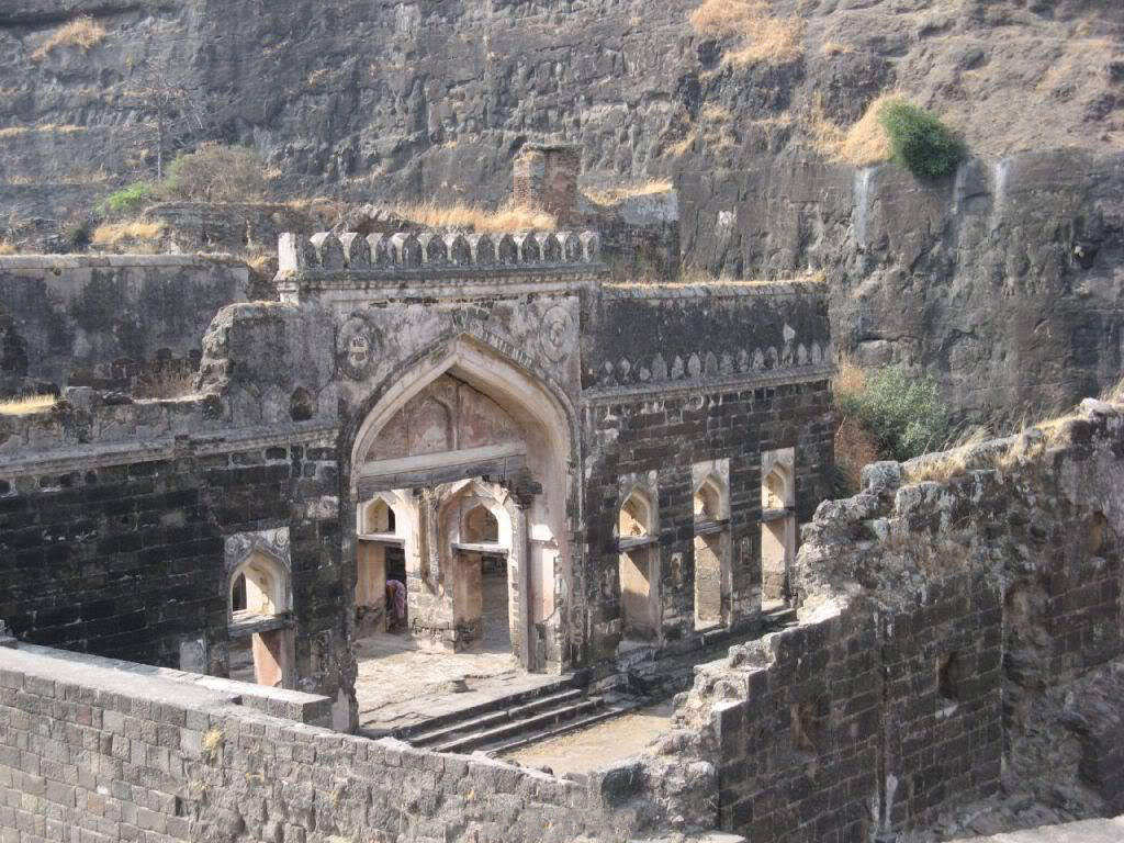 Daulatabad India  city images : Daulatabad Fort India The City of Fortune