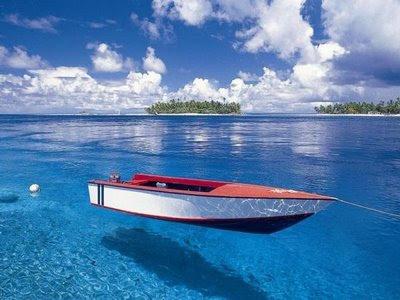 Water & Boat Illusion