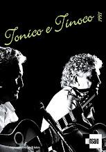 DVD - Tonico e Tinoco Ensaio 1991 TV Cultura
