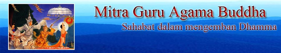 Mitraguru Agama Buddha