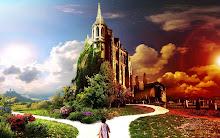 """""""Si has construido un castillo en el aire, no has perdido el tiempo, es allí donde debería estar."""