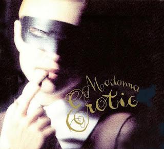 Madonna - Erotic [Sex Book 1 Track Single]
