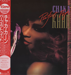 Chaka Khan - Perfect Fit [Japan Remix E.P.]