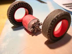rodas GRANDE (BIG SIZE)