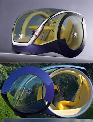 ... 13 Mobil Dengan Konsep Teraneh Sedunia [Full Pict]