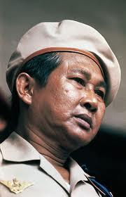 leader khmer lon nol