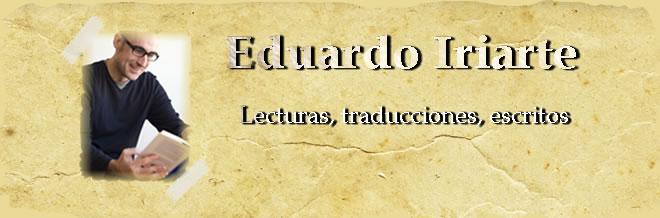 Eduardo Iriarte