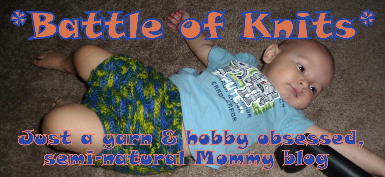 * Battle of Knits *