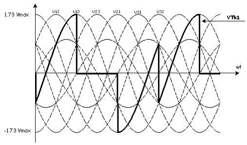 electronique  redresseur type parall u00e8le double pd3