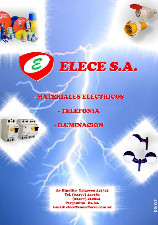 ELECE S.A.