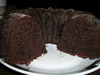 One Sweet Hobby: Too Much Chocolate Cake
