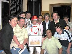 Sulkylandistas con Jorge Valdivieso