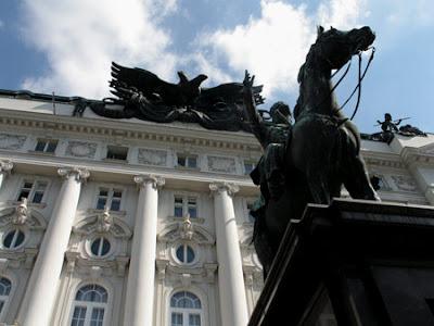 Regierungsgebäude - Vienne - Autriche - Anne-Sarine Limpens - 2008