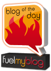 Blog Of The Day Award