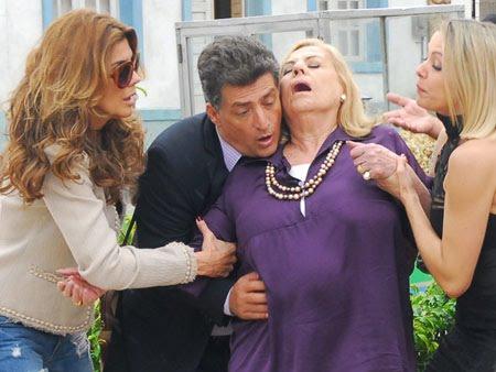 RIBEIRÃO DO TEMPO: Madame Durrel desmaia ao descobrir que Querêncio ...