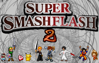 Super Smash Flash Demo 2 v0.8b