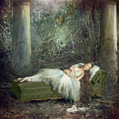 La Bella Durmiente del bosque - Charles Perrault - Ciudad Seva