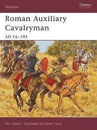 Roman Auxiliary Cavalryman, (c) Osprey Publishing