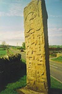 Aberlemno standing stone