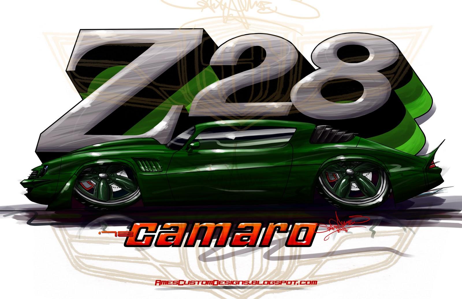 Sam ames january 2011 for 1980 camaro rear window louvers