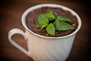 Chamomile and Peppermint Blog - Raw, vegan, decadent dark chocolate and avocado mouse