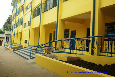 university of caloocan city new building in camarin