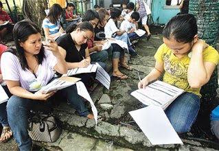barangay elections