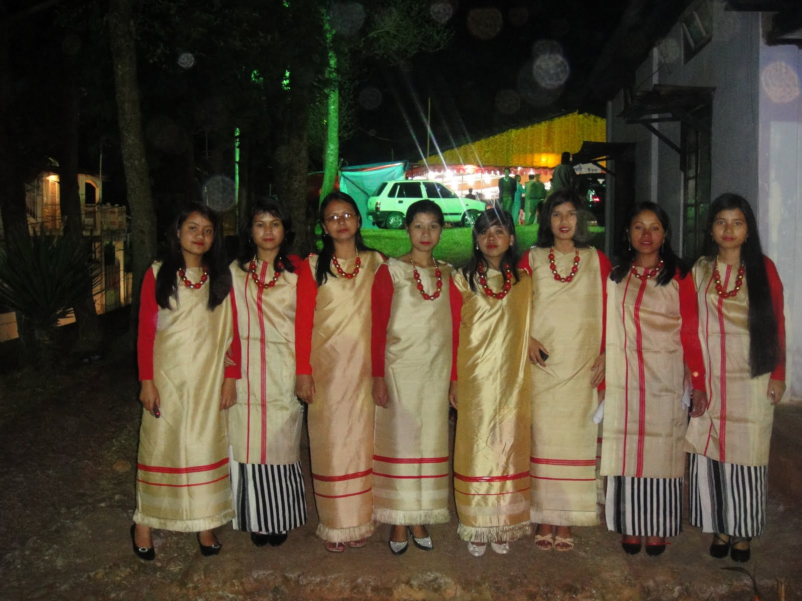 Karbi tradition: Karbi traditional dress in Assam