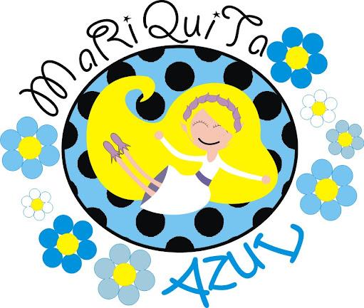 Mariquita azul
