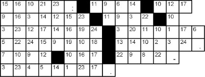 Magic Word Square New Word Sudoku Puzzle For Qudoku Thursday 2