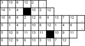 Magic Word Square New Word Sudoku Qudoku Puzzle For Monday 215