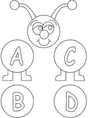Centopéia do Alfabeto