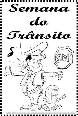 transito+1 Semana do Trânsito para crianças
