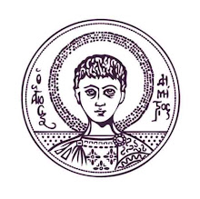 Saint Dimitrios - Emblem of Aristotle Univ. of Thessaloniki