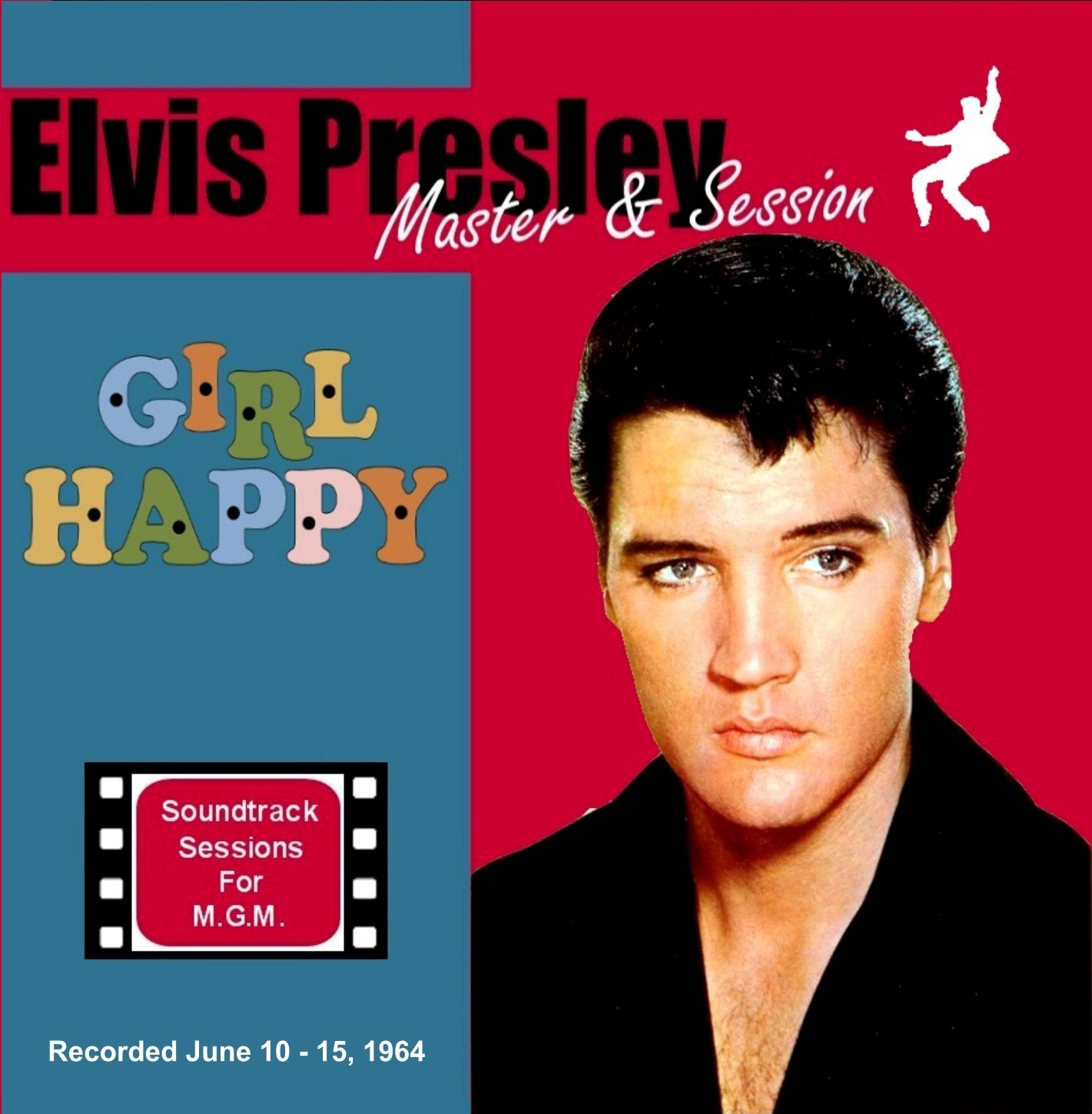Elvis Presley - Double Features: Harum Scarum / Girl Happy