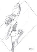 . pero que lucho por ella- asi que consegui hacer estos dibujos de chicas, . electra