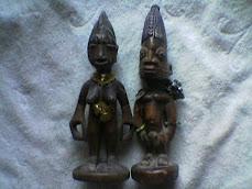 gemellini yoruba antichi