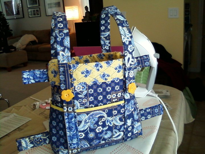 Crochet Patterns For Walker Bags : Quintessential Quirks