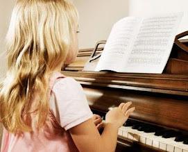 quando menina queria aprender a tocar piano...