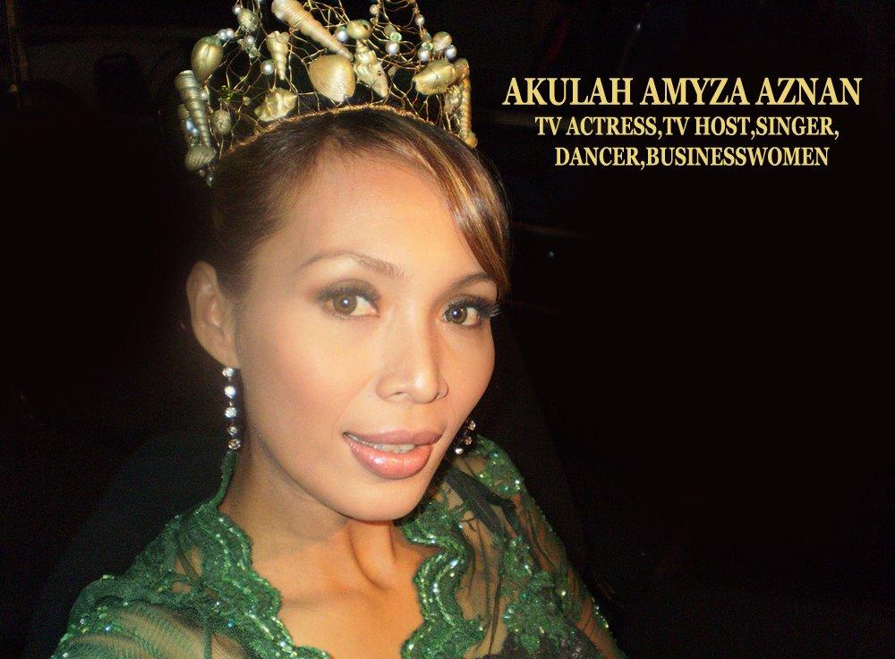 AMYZA AZNAN WOW!!!