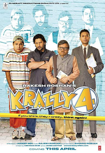 Krazzy 4 (2008) Movie Poster