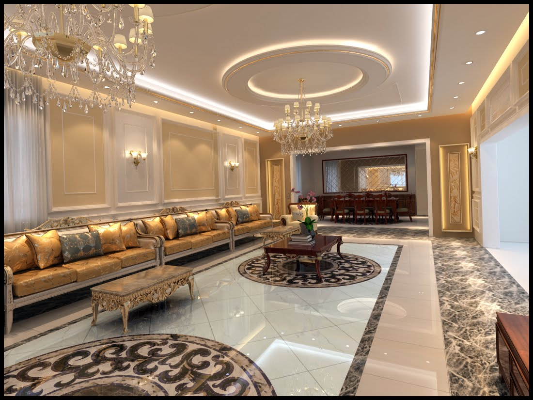 M mohana villa interior design 2 for Villa interieur design