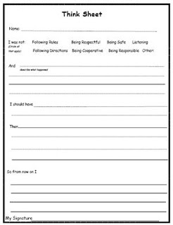 Behavior Worksheets For Adults Worksheets for all | Download and ...