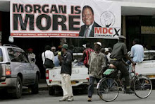 Prime Minister Tsvangirai