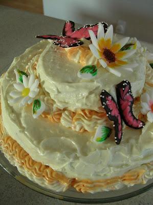 My First Birthday Cake…Ever.