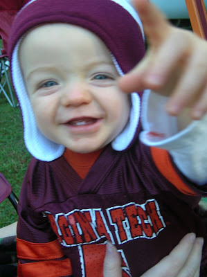 Family Day Field Trip…Hokie Homecoming
