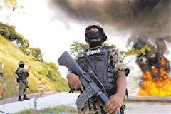 tremensa desgracia afecta al continente sur cuando grupos mafiosos se han instalado aquí